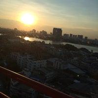 Photo taken at Tongtara Riverview Hotel Bangkok by Supawadee J. on 5/18/2016