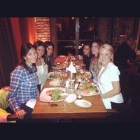 Photo taken at Vallier, Bistro et Comptoir by Michèle B. on 10/25/2012