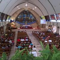 Photo taken at San Ildefonso Parish by Robert R. on 12/23/2012