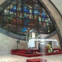 Photo taken at San Ildefonso Parish by Robert R. on 10/14/2012
