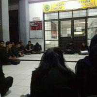Photo taken at Universitas Jenderal Achmad Yani (UNJANI) by Muthi M. on 8/28/2016