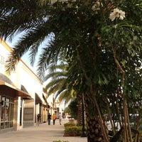 Photo taken at The Shops at Pembroke Gardens by Juan C. on 7/3/2012
