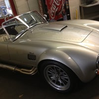 Photo taken at Larry Johnson's Buckhead Auto Repair Center by Chad E. on 8/18/2012