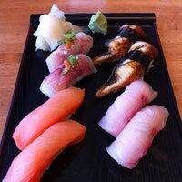 Photo taken at Geta Sushi by Arnold G. on 8/25/2012