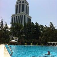 Photo taken at Sheraton Batumi Hotel by Levan K. on 6/10/2012
