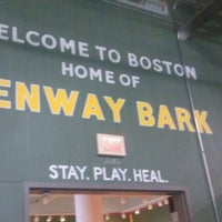 Photo taken at Fenway Bark by Becki W. on 3/27/2012