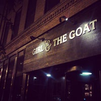 Photo taken at Girl & the Goat by Aaron B. on 4/30/2012