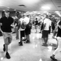 Photo taken at Harding University Cafeteria by Matt K. on 8/18/2012