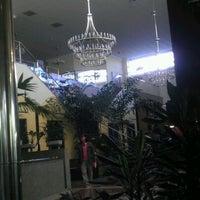 Photo taken at Top Hotel Praha by Denisa B. on 5/12/2012
