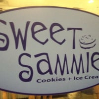 Photo taken at Sweet Sammies by Rick W. on 6/10/2012