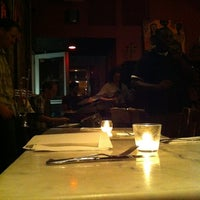 Photo taken at Abigail Cafe & Wine Bar by Dianna W. on 7/11/2012