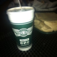 Photo taken at Wingstop by Ernie A. on 8/14/2012
