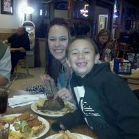 Photo taken at Bull Shed Bar & Grill by Doreen L. on 2/15/2012