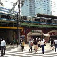 Photo taken at Yurakucho Station by はむらび on 6/15/2012