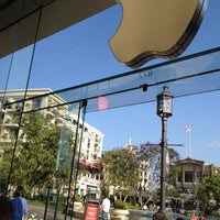 Photo taken at Apple Store, The Americana at Brand by Rebekah A. on 6/16/2012