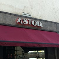 Photo taken at Bar Astor by Zahlouth J. on 8/31/2012