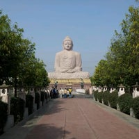 Photo taken at Great Buddha Statue by Opp O. on 3/18/2012