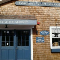 Photo taken at Gardner's Wharf Seafood by Ross on 4/10/2012