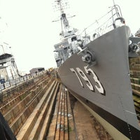 Photo taken at USS Cassin Young by Noah B. on 6/16/2012