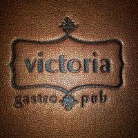 Photo taken at Victoria Gastro Pub by Niki S. on 4/2/2012