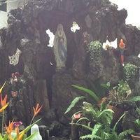 Photo taken at วัดอารามคาร์แมล by Mekals S. on 8/31/2012