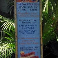 Photo taken at Conchy Joe's Seafood by Bradley R. on 7/13/2012