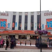 Photo taken at Earls Court Exhibition Centre by bErtch iAn r. on 7/31/2012