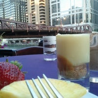 Photo taken at Fulton's on the River by Nadia A. on 6/28/2012