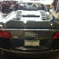 Photo taken at Schaumburg Audi by Jonathan S. on 3/24/2012