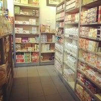 Photo taken at Annam Gourmet Market by Gwen G. on 7/24/2012
