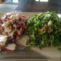 Photo taken at Damas Grillhouse & Juice Bar by Drew F. on 2/27/2012