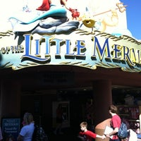Photo taken at Voyage of The Little Mermaid by Chuck N. on 4/25/2012