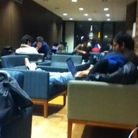 Photo taken at NYU Courant Institute of Mathematical Sciences by Hoon B. on 2/27/2012