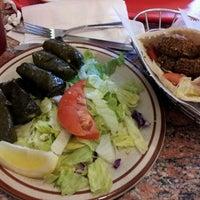 Photo taken at Pita Inn by Kalley on 7/9/2012