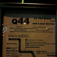 Photo taken at MTA Bus - Q44 by 0zzzy on 3/28/2012