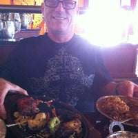 Photo taken at Taste Of India by Michael P. on 7/6/2012