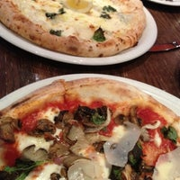 Photo taken at Famoso Neapolitan Pizzeria by Lindsey W. on 4/27/2012