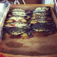 Photo taken at Billy's Seafood Groceries by Abbi S. on 5/10/2012