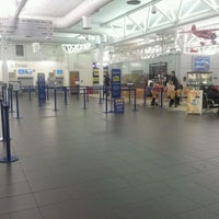 Photo taken at City of Derry Airport (LDY) by Dan P. on 3/18/2012
