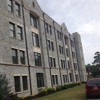 Photo taken at Oglethorpe University by Dylan R. on 5/31/2012