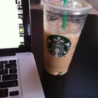 Photo taken at Starbucks by Andrew J. on 6/13/2012