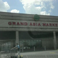Photo taken at Grand Asia Market by Casey R. on 5/31/2012