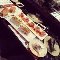 Photo taken at Hara Sushi by Michael C. on 7/17/2012