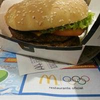 Photo taken at McDonald's by Kerginaldo G. on 8/5/2012