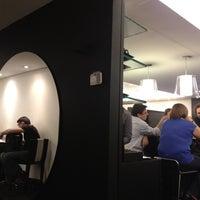 Photo taken at MasterCard Black Lounge by Drino Q. on 4/27/2012