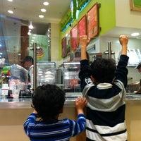 Photo taken at Jamba Juice Oakridge Mall by Will T. on 4/20/2012