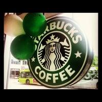 Photo taken at Starbucks by Sebastien T. on 6/30/2012