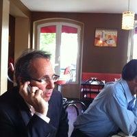 Photo taken at T'M Café by dOnk @. on 7/6/2012