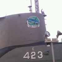 Photo taken at USS Torsk (SS-423) by Doug J. on 3/3/2012