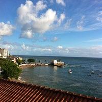 Photo taken at Forte de São Diogo by Rodrigo S. on 5/5/2012